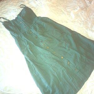 Dresses & Skirts - Mint/Sage colored midi dress
